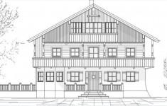 Ruhig gelegenes Anwesen (in Planung) nähe Chiemsee
